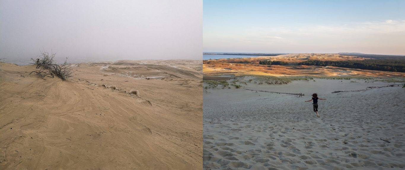 Parnidis Dune in Nida, The Crown Jewel of Curonian Spit & Lithuania