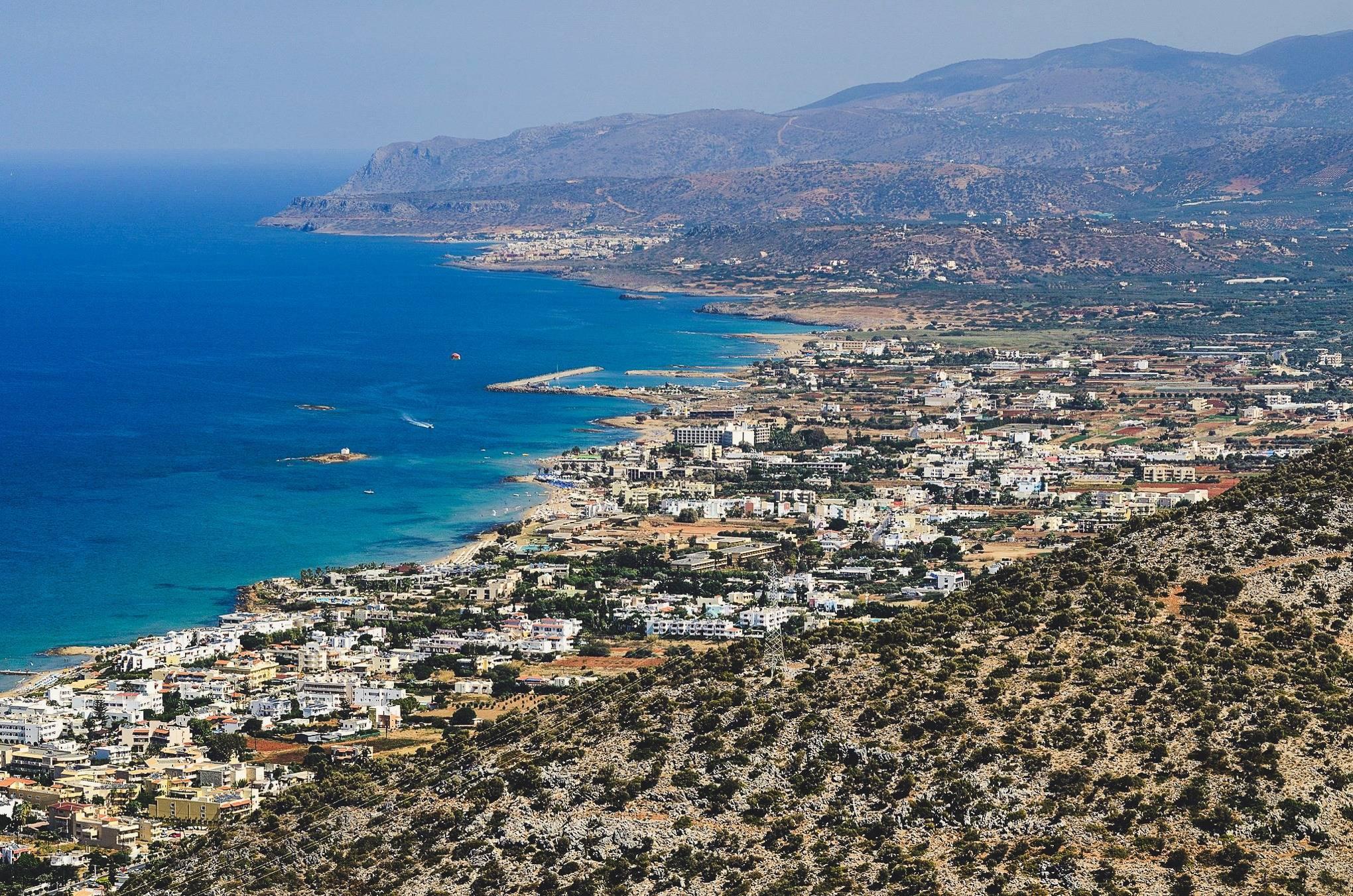 The Traveler S Notebook Best Beaches In Crete Island