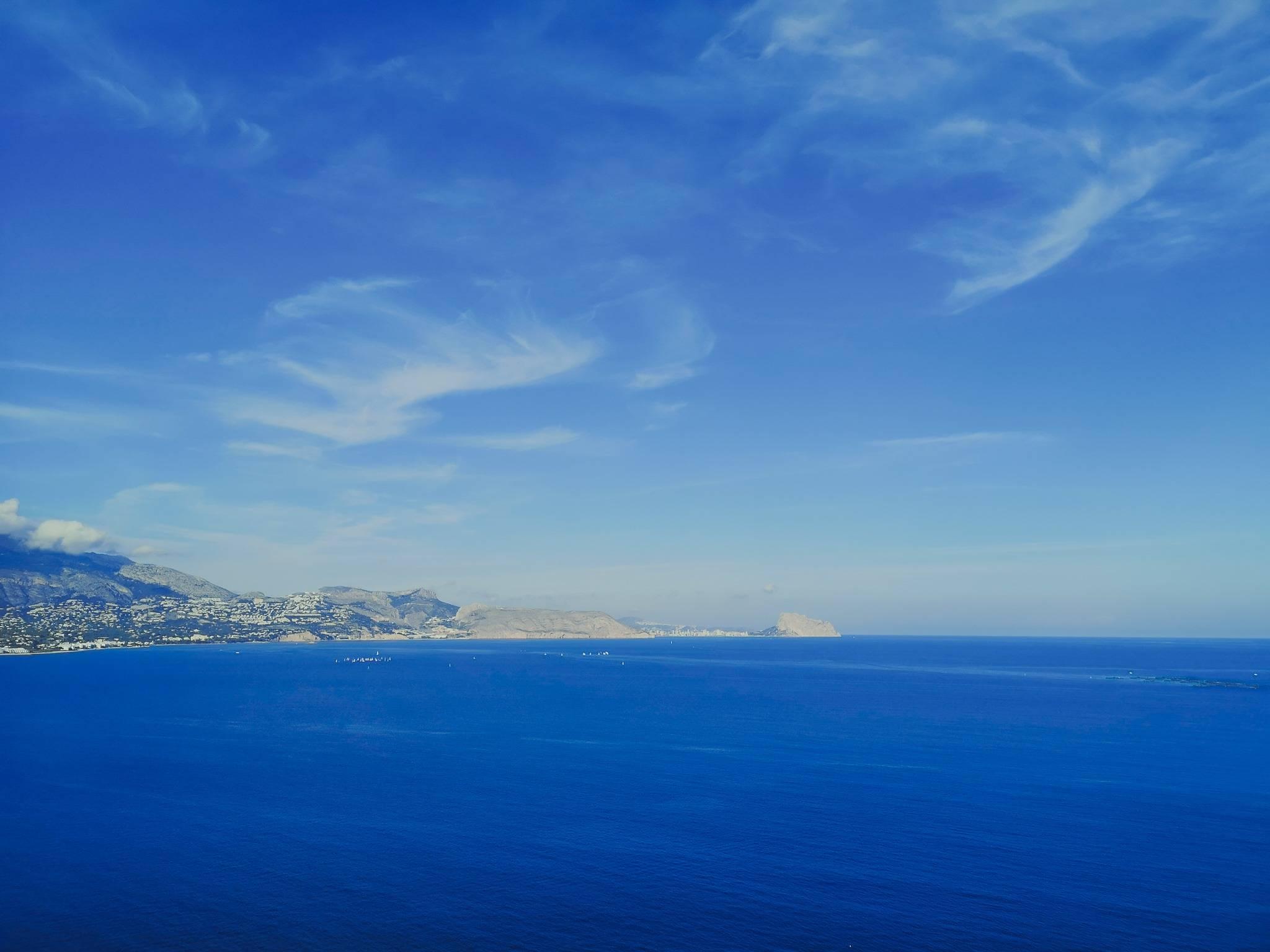 Penon de Ifach from Camino del Faro. Photo by Alis Monte [CC BY-SA 4.0], via Connecting the Dots