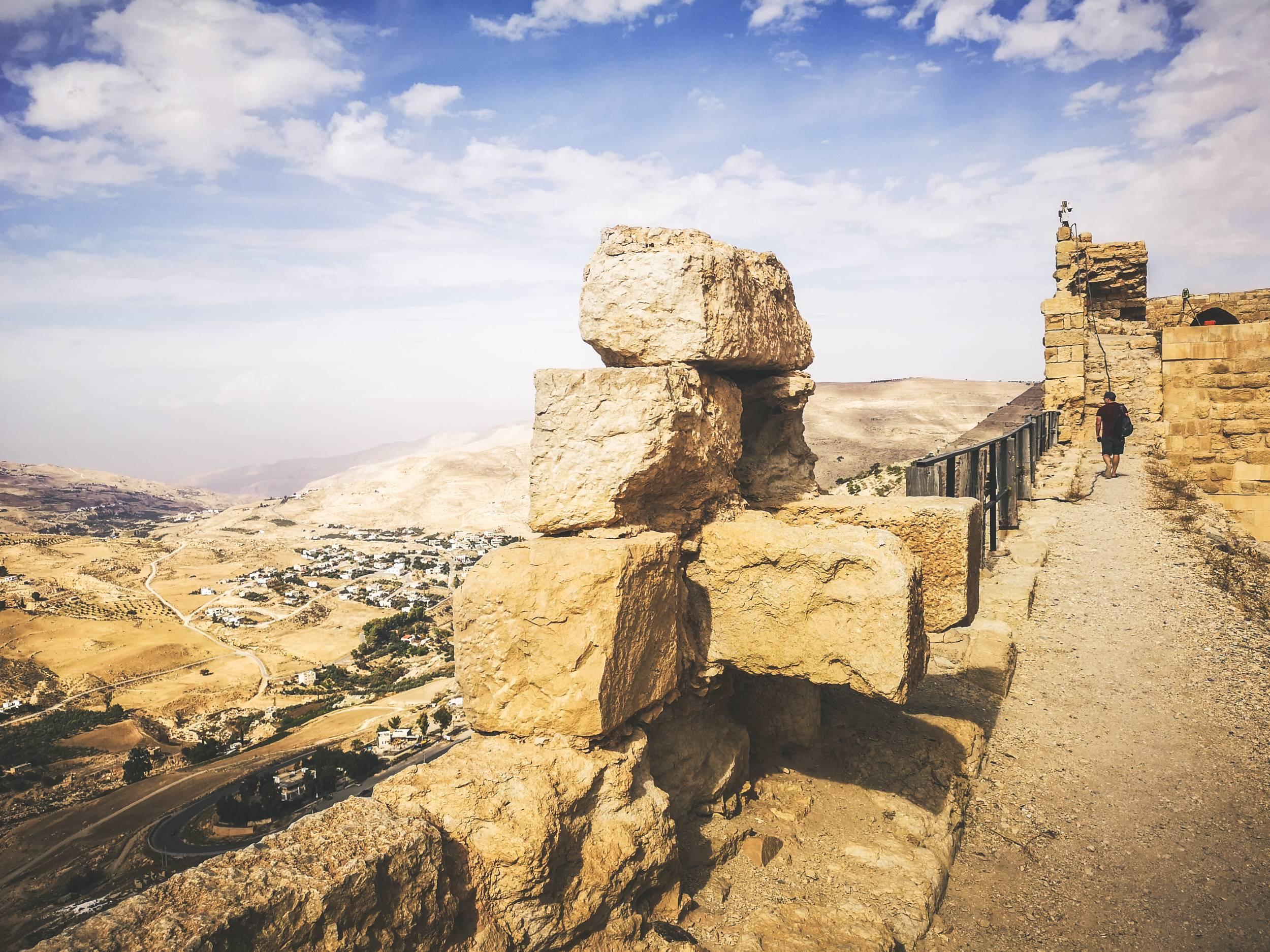 History & Tips Before Visiting Crusader Kerak Castle in al-Karak, Jordan